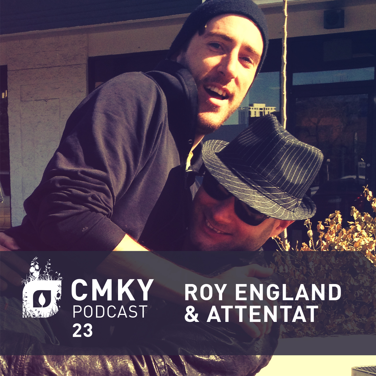 PODCAST_23_ROY_ENGLAND_AND_ATTENTAT